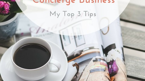 Getting Media Coverage for your Personal Concierge Business