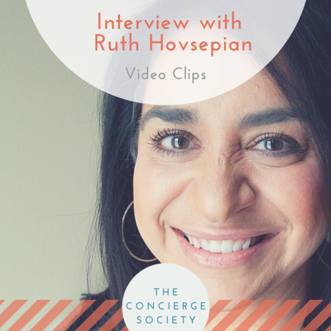 Interview with Ruth Hovsepian