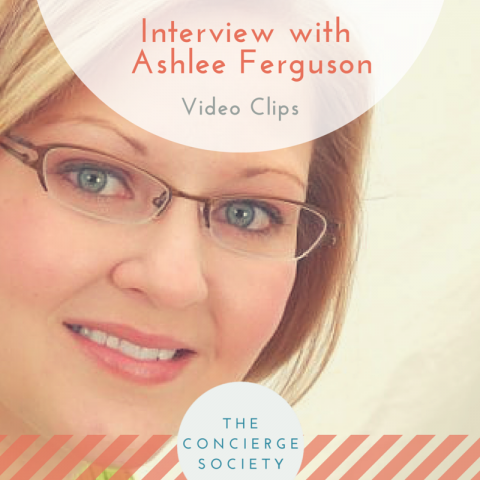 Interview with Ashlee Ferguson