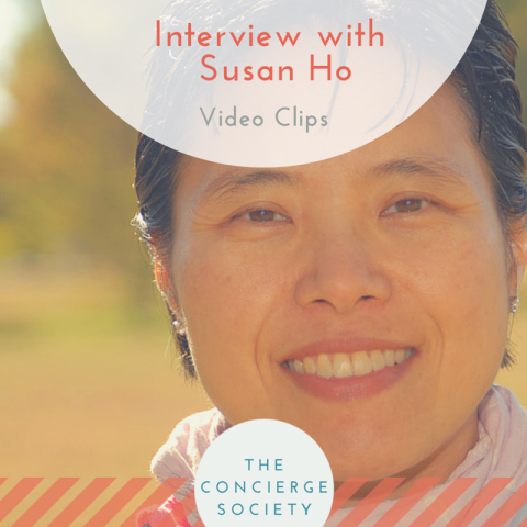 Interview – Susan Ho