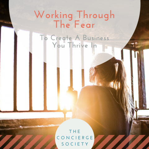 Working Through The Fear