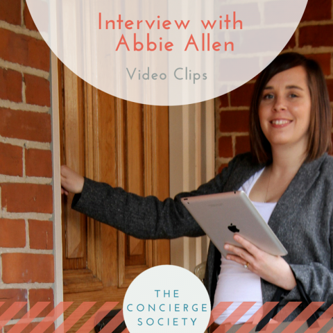 Interview – Abbie Allen
