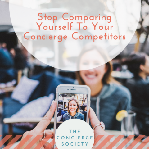 Stop Comparing To Your Concierge Competitors