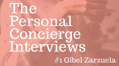 Gibel Zarzuela – The Personal Concierge Interviews #1