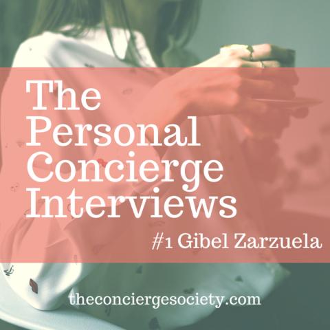 Gibel Zarzuela – The Personal Concierge Interviews #1